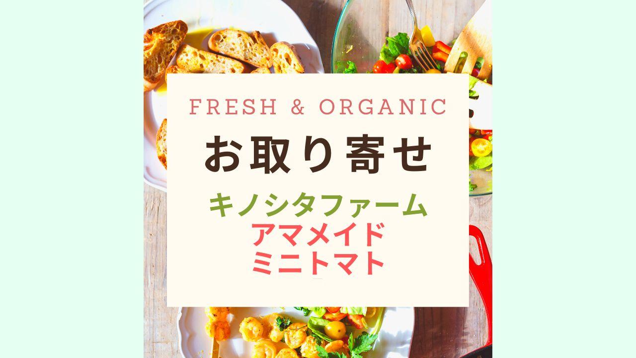 Fresh & Organicアマメイド